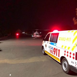 Gauteng Helicopter Emergency Medical Services: Netcare 1 a specialised helicopte… 66617473 2420417811312674 1630388861374824448 o 320x320
