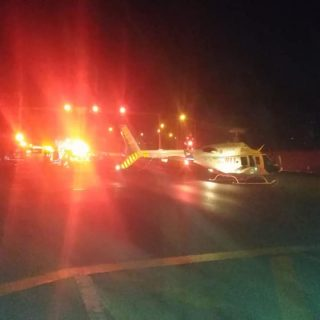 Gauteng: At 21H23 Saturday night Netcare 911 responded to reports of a collision… 66792910 2417712068249915 8988245306365706240 n 320x320