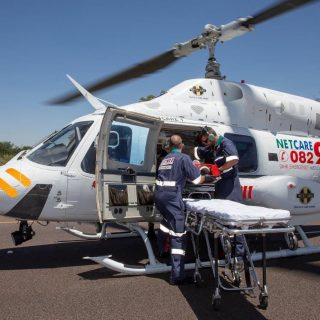 Gauteng Helicopter Emergency Medical Services: Netcare 1 a specialised helicopte… 67091374 2427377393950049 2741737431903502336 o 320x320