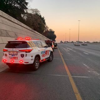 Gauteng: At 17H11 Sunday evening Netcare 911 responded to reports of a collision… 67290622 2443988948955560 5348608080349233152 o 320x320
