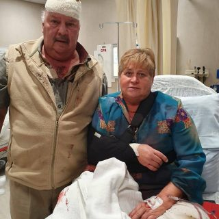 FARM ATTACK – Pieter de Klerk & Marlene Smit attacked on their farm Vanderwa… 67301724 2179822682144075 7454288124462497792 o 320x320