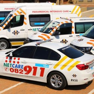 At 16H45 Friday afternoon Netcare 911 responded to reports of a serious collisio… 67317685 2427498987271223 5648425724214771712 o 320x320