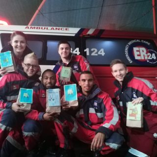ER24's Joburg South base would like to thank Headway Gauteng for thinking of the… 67325622 2427168150677868 9191381793289273344 o 320x320