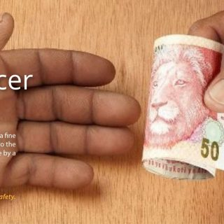 Report corrupt activities on 0861 400 800 or email ntacu@rtmc.co.za… 67419710 2344287435653367 8069877222833389568 o 320x320