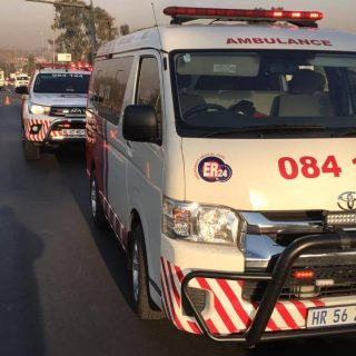 [ALLANDALE] – Woman hit-and-killed by armoured vehicle. – ER24 ALLANDALE     Woman hit and killed by armoured vehicle 320x320