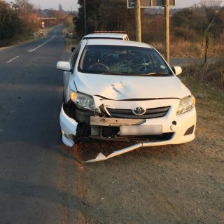 [ASHBURTON] – Female pedestrian left seriously injured in collision. – ER24 ASHBURTON     Female pedestrian left seriously injured in collision 320x320