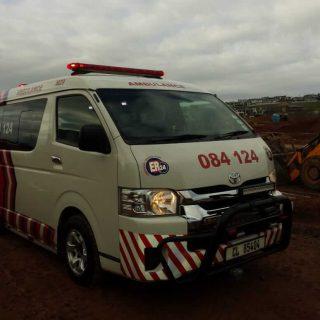 [DURBANVILLE] – Man left injured after falling at construction site. – ER24 DURBANVILLE     Man left injured after falling at construction site 320x320