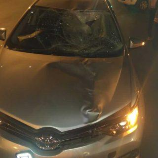 [BENONI] Pedestrian knocked down seriously injured – ER24 Elm rd Benoni MVA 2019 07 21 at 01
