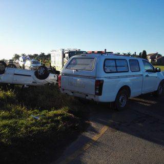 [GEORGE] – Three injured following two-vehicle collision. – ER24 GEORGE     Three injured following two vehicle collision 320x320