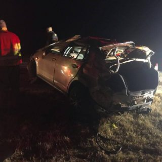 [POTCHEFSTROOM] Woman suffers fatal injuries in roll over – ER24 Potch N12 2019 07 25 at 19