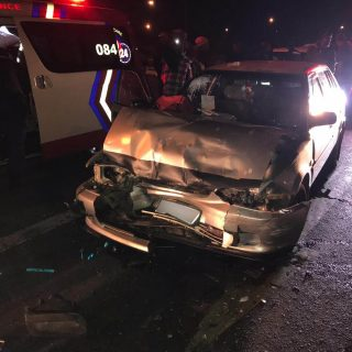 [WESTONARIA] Fifteen injured in various collisions – ER24 R28 Edwards 320x320