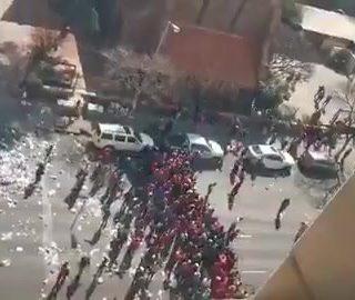 AVOID: Pretoria CBD is again a no go zone! Stay away – Violent riots & sabot… 67066522 478380962893899 4718685563715059712 n 320x270