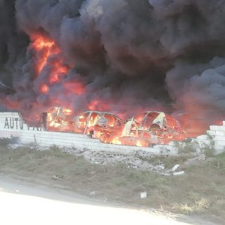 Scrap Yard On Fire: Ottawa – KZN  Members of Reaction Unit South Africa are curr… 67629659 2630879656930612 6340826056362033152 o 320x320