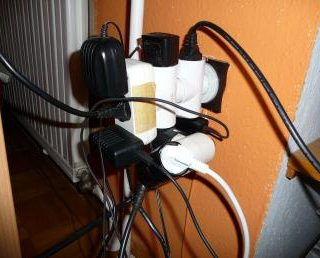 Overloading plugs can lead to overheating and can cause fires. Last year we lost… 67651432 2983794031647321 3583117140028293120 n 320x258