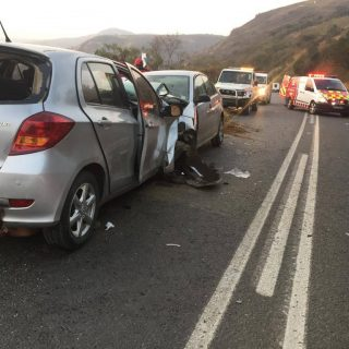 Two people sustained moderate injuries following a head-on collision on Edendale… 67945490 2445374018857281 7129362977957871616 o 320x320