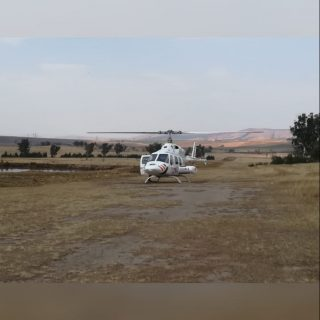 KwaZulu-Natal: Netcare 5 a specialised helicopter ambulance was activated earlie… 68411346 2468821923138929 2536445133390348288 o 320x320