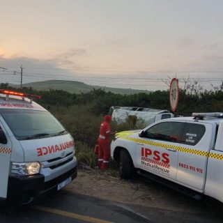 3 August 2019   Taxi Accident – R102 Umhlali   Earlier this morning, IPSS Medica… 68585654 3011107962297817 7411327812868505600 o 320x320