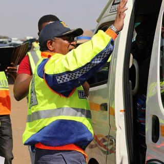 RTI and AARTO Enforcement operation led by the Minister of Transport… 68615008 2375584055857038 6377598698766991360 n 320x320