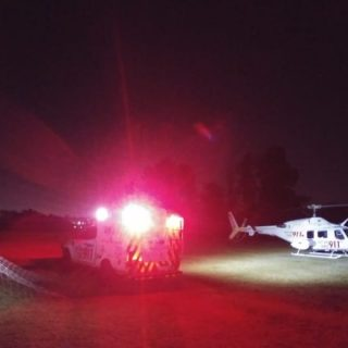Gauteng Helicopter Emergency Medical Services: Netcare 1 a specialised helicopte… 68667793 2472866816067773 5833742026755014656 o 320x320