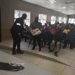 #EskomKZN's Zwelihle Khumalo and Phumla Siswana raising awareness on dangers of … 68687761 3012309598795764 8479471056803856384 n 320x320