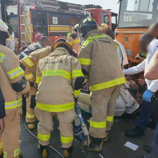 Gauteng: At 14H35 Wednesday afternoon Netcare 911 responded to reports of a coll… 68749874 2474699069217881 1174031792852697088 n 320x320