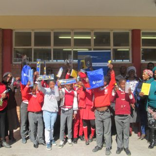 Knowledge is power.  Itumeleng Mabe Primary School in Kutlwanong heard the safet… 68833524 3013833295310061 5662211589982388224 o 320x320