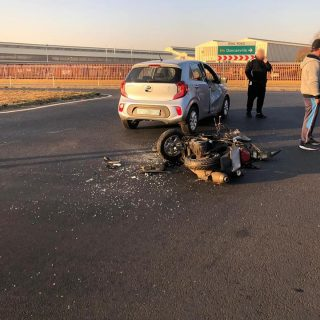 Gauteng: At 06H51 Friday morning Netcare 911 responded to reports of a collision… 69208885 2491077647580023 7776692438696984576 n 320x320