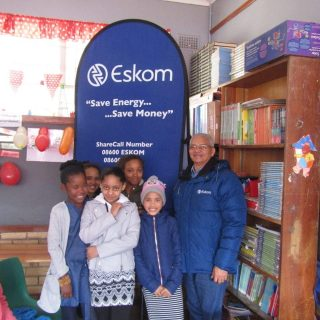 Eskom #WCOU shares safety of electricity with the learners of Elandsrivier Prima… 69233329 2998249016868489 8330294812410380288 n 320x320