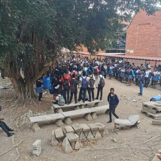 Pupils Turn Violent During Strike: Brindhaven – KZN  A strike turned violent aft… 69259145 2679475498737694 1772111361824784384 o 320x320