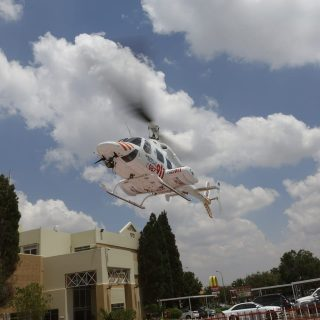 Gauteng Helicopter Emergency Medical Services: Netcare 2 a specialised helicopte… 69290008 2501784703175984 5735477551594209280 o 320x320