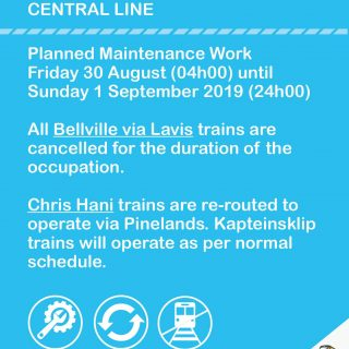 #CentralLineCT  Planned Weekday/Weekend maintenance work from 30 August – 1 Sept… 69333787 3541412692550958 1777871522854076416 o 320x320