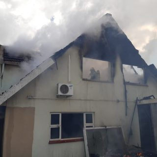 At 13:57  this afternoon the City's Fire & Rescue Service responded to a dw… 69371341 2338593106189501 2288475699066961920 o 320x320