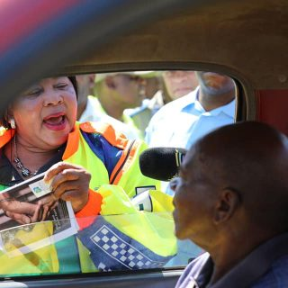 The Deputy Minister of the Department of Transport Mme Dikeledi Magadzi leads a … 69437156 2384666068282170 5369223854650556416 n 320x320