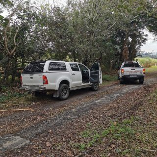 Stolen Vehicle Recovered: Tongaat – KZN  A Toyota Hilux bakkie that was stolen f… 69679496 2687464434605467 8115481340201140224 o 320x320
