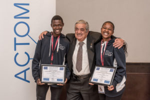Support a budding scientist and help build a skilled South Africa – EE Publishers Actom Award 1 300x200
