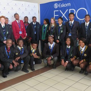 Young Scientists break records at Eskom Expo held at Rhodes University EskomExpo2 320x320