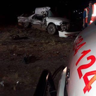 [RANDFONTEIN] – Boy killed when truck and car collide. – ER24 RANDFONTEIN     Boy killed when truck and car collide 320x320