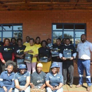 #EskomLimpopo, teachers at Khwenza primary school in Xawela village educated on … 69482108 3039923756034348 1521249928452505600 n 320x320