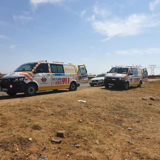 Gauteng: At 09H55 Wednesday morning Netcare 911 responded to reports of difficul… 69524168 2513455535342234 8765620431106342912 n 320x320