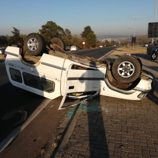 Gauteng: At 07H04 Monday morning Netcare 911 responded to reports of a collision… 69709169 2511341835553604 2040296343922016256 o 320x320