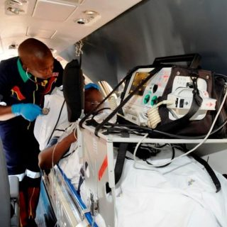 Angels Over Africa: A Netcare 911 air ambulance with Doctor and Paramedic was ac… 69755050 2516490075038780 7922419072732495872 o 320x320
