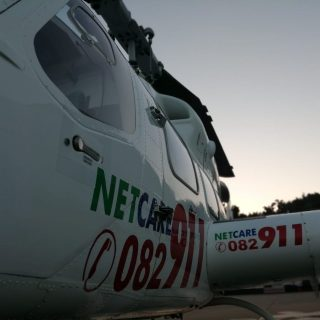 Gauteng Helicopter Emergency Medical Services: Netcare 1 a specialised helicopte… 69821711 2533297643358023 8238983172042260480 o 320x320