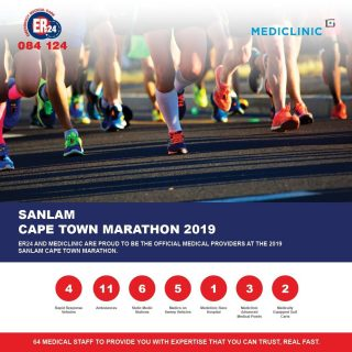 Good luck to everyone taking part in the Sanlam Cape Marathon today. 69874603 2522190561175626 8091195701028978688 o 320x320