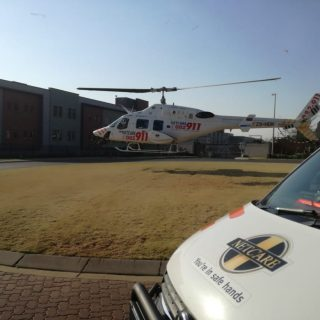 Gauteng Helicopter Emergency Medical Services: Netcare 2 a specialised helicopte… 70380584 2510873988933722 9118728736395493376 o 320x320