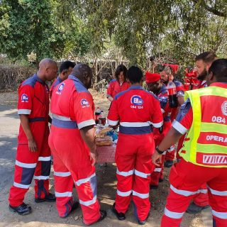 ER24 Ladysmith branch held a braai today to celebrate two staff members, Alex St… 70453098 2530116400383042 4827419635840188416 o 320x320