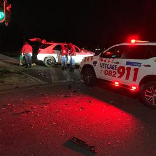 Gauteng: At 23H21 Saturday night Netcare 911 responded to reports of a collision… 70613546 2533327756688345 651164522937057280 o 320x320
