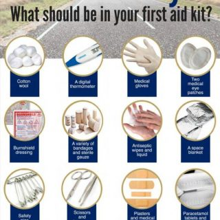 Travel Safety: What should be in your first aid kit. 70685442 2515409981813456 5249158701020872704 o 320x320