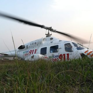 KwaZulu-Natal Helicopter Emergency Medical Services: Netcare 5 a specialised hel… 70821869 2543928102294977 1830593539197632512 o 320x320