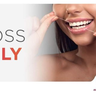 September is Oral Health Month. Floss daily to help remove plaque, the sticky fi… 70917371 2555883221099465 2647464952750669824 o 320x320