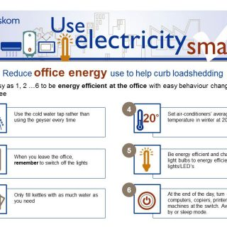 Let's be #energyefficient and #UseElectricitySmartly at the office. 71036409 3064056676954389 2424943268375560192 o 320x320